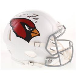 Christian Kirk Signed Arizona Cardinals Full-Size Authentic On-Field Speed Helmet (JSA COA)