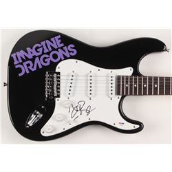 "Dan Reynolds Signed Imagine Dragons 39"" Electric Guitar (PSA COA)"