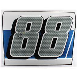 Dale Earnhardt Jr. Signed Race-Used Nationwide #88 Full Door Sheet Metal (Hendrick Motorsports  PA C