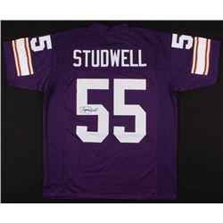 Scott Studwell Signed Jersey (JSA COA)