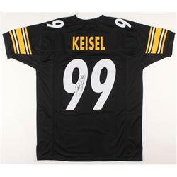 Brett Keisel Signed Jersey (JSA COA)