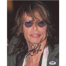 Steven Tyler Signed 8x10 Photo (PSA COA)
