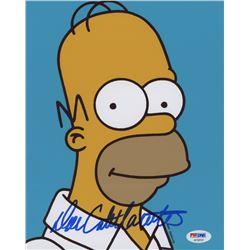 "Dan Castellaneta Signed ""The Simpsons"" 8x10 Photo (PSA COA)"