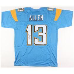 Keenan Allen Signed Jersey (JSA COA)