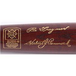 Louisville Slugger LE National Baseball Hall of Fame Inaugural Class of 1948 Engraved Baseball Bat
