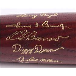 Louisville Slugger LE National Baseball Hall of Fame Inaugural Class of 1953 Engraved Baseball Bat