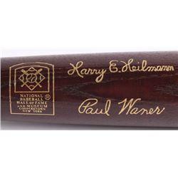 Louisville Slugger LE National Baseball Hall of Fame Inaugural Class of 1952 Engraved Baseball Bat
