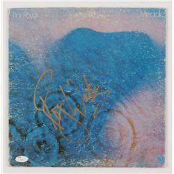 """Roger Waters Signed Pink Floyd """"Meddle"""" Vinyl Record Album Cover (JSA Hologram)"""