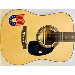 Chris Stapleton Signed Rogue Full-Size Acoustic Guitar (JSA COA)