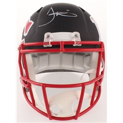 Tyreek Hill Signed Kansas City Chiefs Full-Size AMP Alternate Speed Helmet (JSA COA)