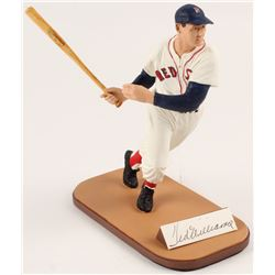 Ted Williams Signed LE Boston Red Sox Gartlan Figurine (Gartlan COA)