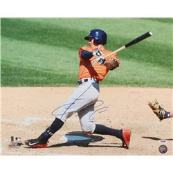 Carlos Correa Signed Houston Astros 16x20 Photo (PSA Hologram)