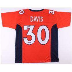 "Terrell Davis Signed Jersey Inscribed ""SB XXXII MVP"" (Radtke COA)"