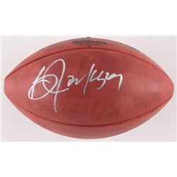 """Bo Jackson Signed Official NFL """"The Duke"""" Game Ball (Radtke Hologram  Jackson Hologram)"""