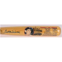 Ted Williams Signed LE Cooperstown Williams Commemorative Baseball Bat (Cooperstown Bat COA)