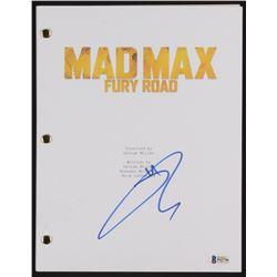 "Tom Hardy Signed ""Mad Max Fury Road"" Movie Script (Beckett COA)"