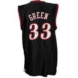 Willie Green Signed Philadelphia 76ers Adidas Jersey (Beckett Hologram)