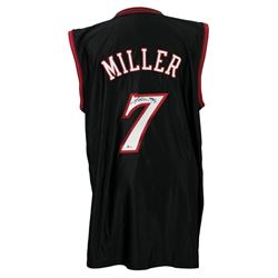 Andre Miller Signed Philadelphia 76ers Adidas Jersey (Beckett Hologram)