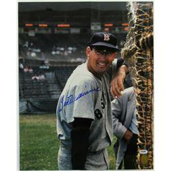 Ted Williams Signed Boston Red Sox 16x20 Photo (PSA LOA  Williams Hologram)