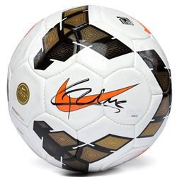 Christian Pulisic Signed Nike Premier Team Soccer Ball (Panini COA)