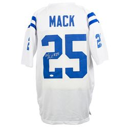 Marlon Mack Signed Jersey (JSA COA)