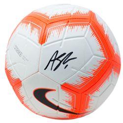 Alyssa Naeher Signed Nike Soccer Ball (JSA COA)