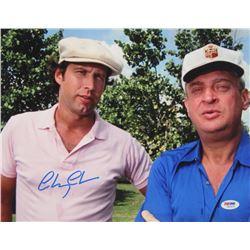 """Chevy Chase Signed """"Caddyshack"""" 11x14 Photo (PSA COA)"""