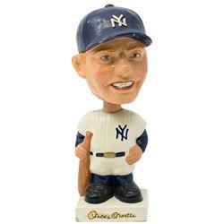 "1962 Mickey Mantle New York Yankees 7"" Bobble Head"