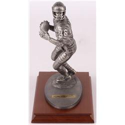 Joe Montana Signed LE San Francisco 49ers Gartlan Figurine (Gartlan COA)