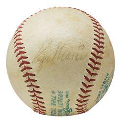 Roger Maris Signed OAL Baseball (JSA LOA)
