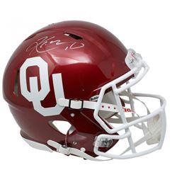 Kyler Murray Signed Oklahoma Sooners Full-Size Authentic On-Field Speed Helmet (Beckett COA)