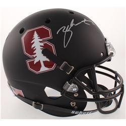Zach Ertz Signed Stanford Cardinal Full-Size Helmet (Radtke COA)