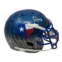 Randall Cobb Signed Dallas Cowboys Full-Size Authentic On-Field Hydro-Dipped Helmet (Beckett COA)