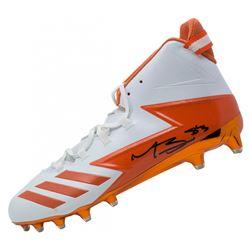 Tyler Boyd Signed Adidas Cleat (JSA COA)