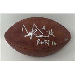 "Dak Prescott Signed LE ""The Duke"" Official NFL Game Ball Inscribed ""ROTY 16"" (Steiner COA)"