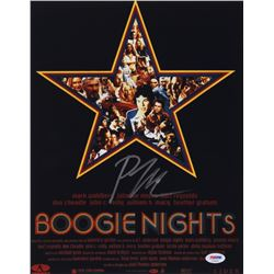 "Paul Thomas Anderson Signed ""Boogie Nights"" 11x14 Photo (PSA COA)"