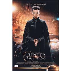 """Eddie Redmayne Signed """"Jupiter Ascending"""" 12x18 Photo (JSA COA)"""