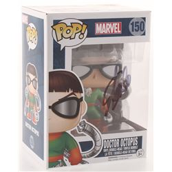 "Stan Lee Signed ""Marvel"" Doctor Octopus #150 Funko Pop! Vinyl Figure (Lee Hologram)"