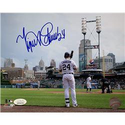Miguel Cabrera Signed Detroit Tigers 8x10 Photo (JSA COA)