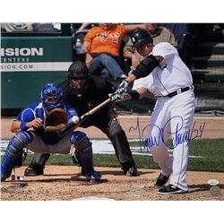 Miguel Cabrera Signed Detroit Tigers 16x20 Photo (JSA COA)