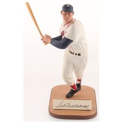 Ted Williams Signed LE Boston Red Sox Figurine (Gartlan Authentic)