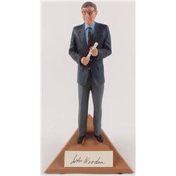 John Wooden Signed LE Gartlan Figurine (Gartlan COA)