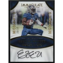 2017 Immaculate Collection Immaculate Moments Autographs #EE3 Ezekiel Elliott #25/25