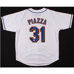Mike Piazza Signed Jersey (JSA COA)