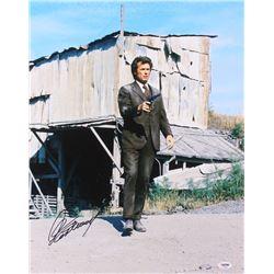 "Clint Eastwood Signed ""Dirty Harry"" 16x20 Photo (PSA Hologram)"