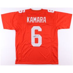 Alvin Kamara Signed Tennessee Volunteers Jersey (JSA COA)