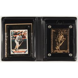 1994 Highland Mint Mint-Cards Topps #26 Mike Piazza 93 / G / 375 (Highland Mint COA)