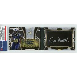 2015 Topps Supreme Inscriptions #SIABTG Todd Gurley (Fanatics Encapsulated)