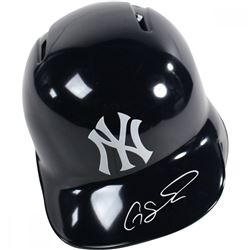 Gary Sanchez Signed New York Yankees Full-Size Batting Helmet (Steiner COA)