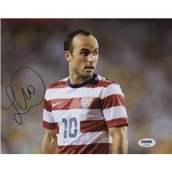 Landon Donovan Signed Team USA 8x10 Photo (PSA Hologram)